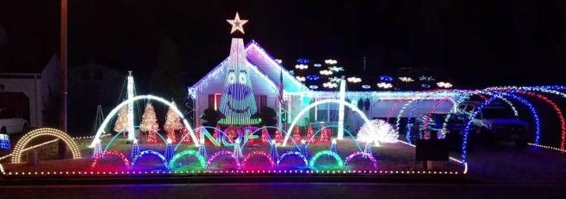 Holiday Lights in Hampton Roads - Take A Holiday Lights Tour Of The Best Homes In Hampton Roads