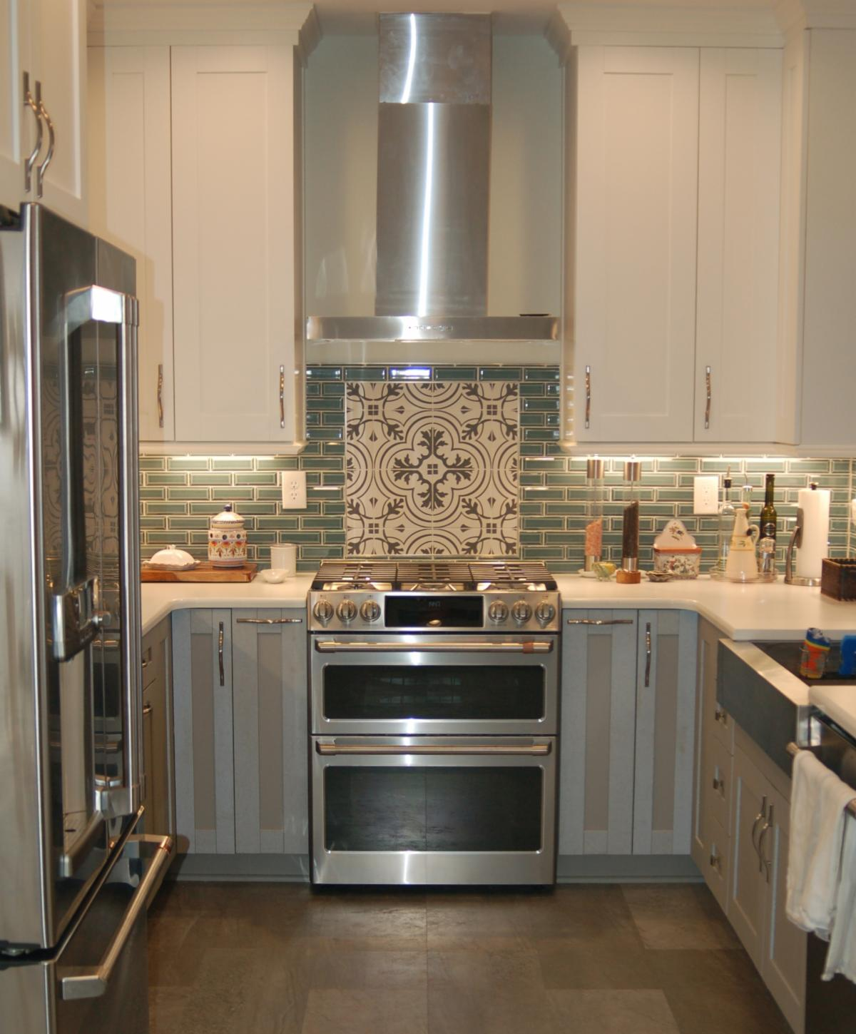 Spangler Kitchen Remodel Tile Backsplash