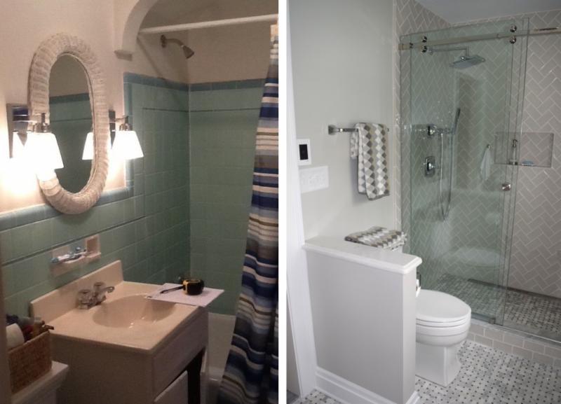 Brooks Bathroom Remodel