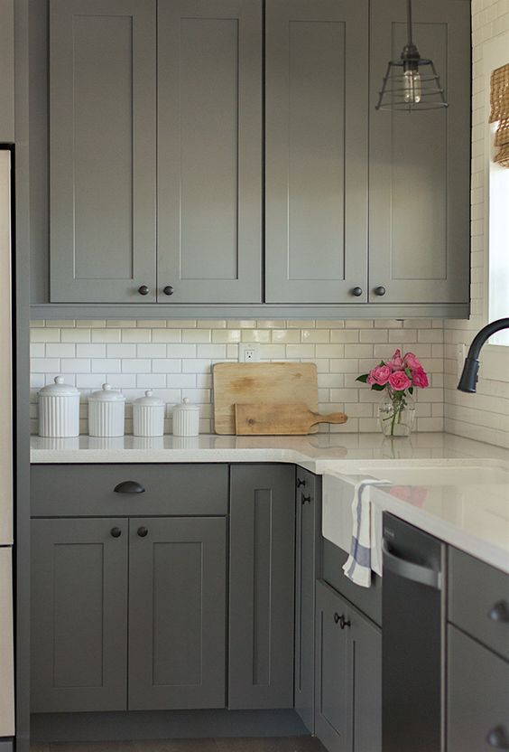 Kitchen Cabinet Trends, Shaker Style