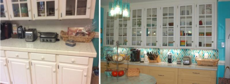 Hatchett, Kitchen, Scudder, Remodel, Cabinets, Two-Toned Cabinets