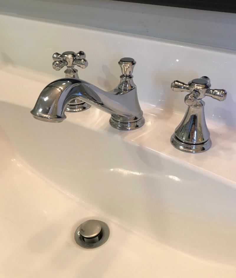 Vann, Bathroom, Remodel, Sink Faucet, Chrome