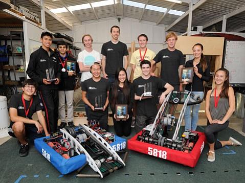 Riviera Robotics Team 2016