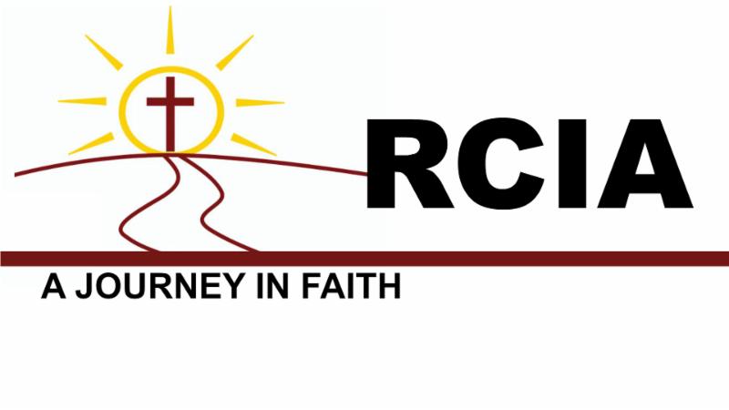 RCIA Logo Turn on Images