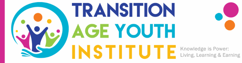 Transition Age Youth Institute Banner