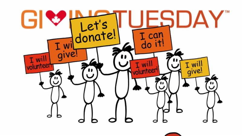 Make a Difference this Giving Tuesday!