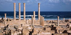 Archaeological Site of Sabratha, Libya