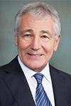 The Honorable Chuck Hagel