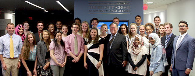 NCUSAR Washington, DC Summer Internship Program