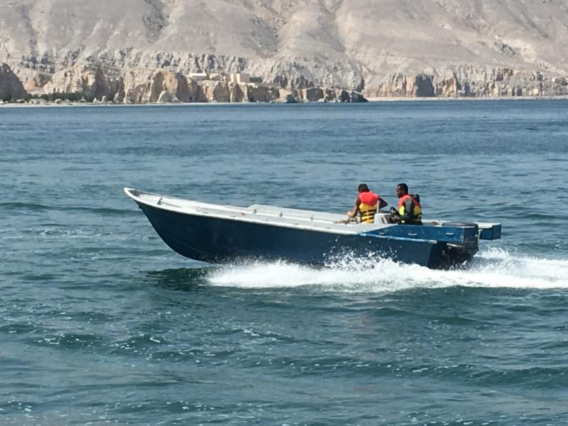 Every day, nearly a hundred speedboats loaded with goods leave Oman, cross the Strait of Hormuz, and arrive in Iranian harbors. Their cargo is everything from plasma televisions to cigarettes to flowers from Holland. The boats can do five or six crossings a day.