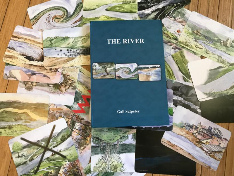 River Cards & Guidebook