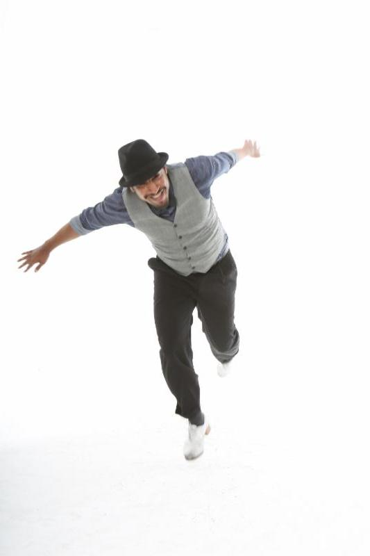 Jason Samuels Smith Tapology 2016 Tap Dance Guest Artist