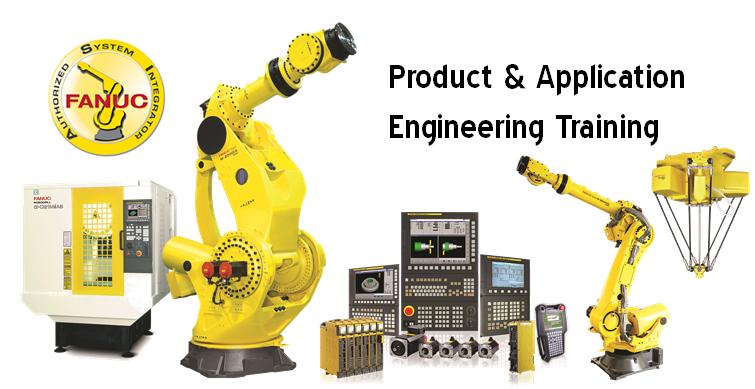 FANUC ASI Product & Application Engineering Training