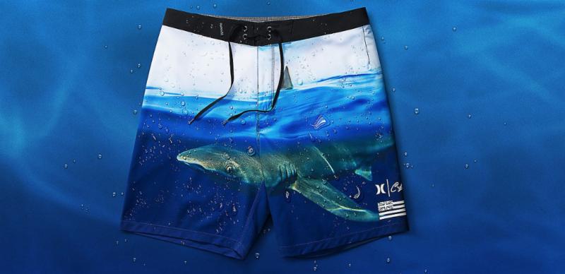 Shark Week Collection Clark Little Hurley