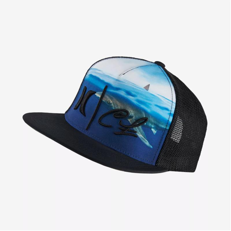 Clark Little Hurley Shark Week Hat