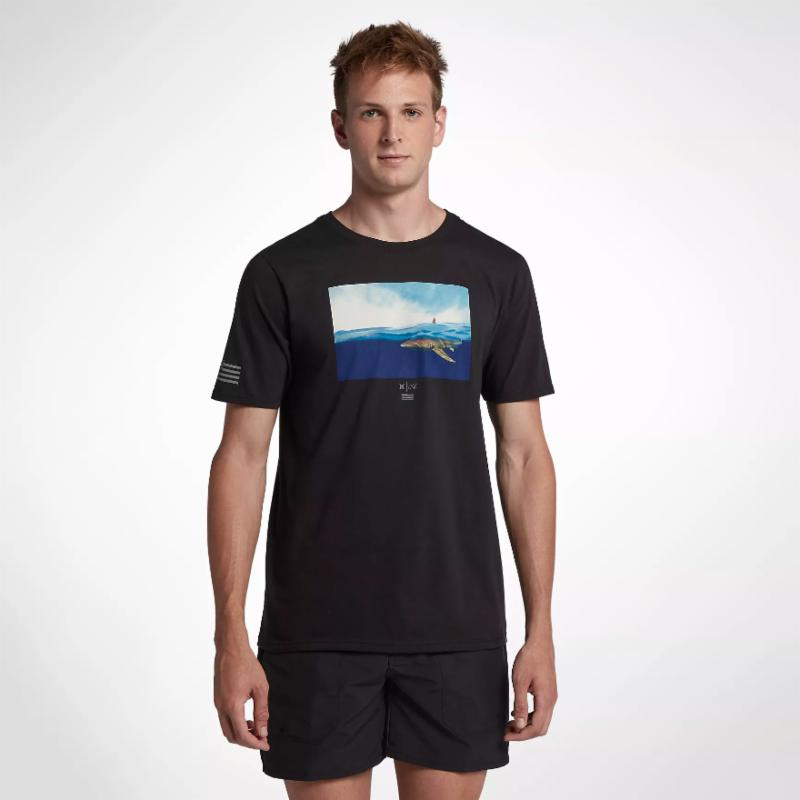 Clark Little Hurley Shark Week TShirt