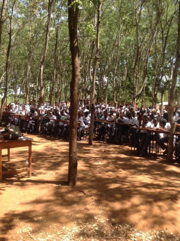 Burundi Gets a Boost!