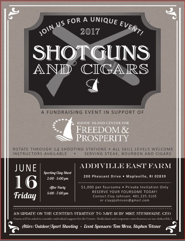 Shotguns And Cigars 2017 3rd Annual Sporting Clay Fundraiser