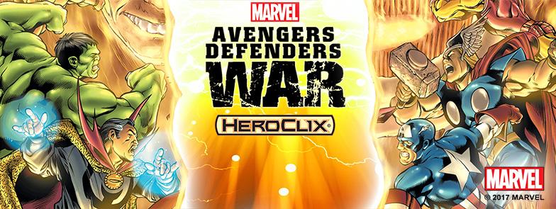 HeroClix Avengers VS Defenders Casual @ Petrie's Family Games | Colorado Springs | Colorado | United States
