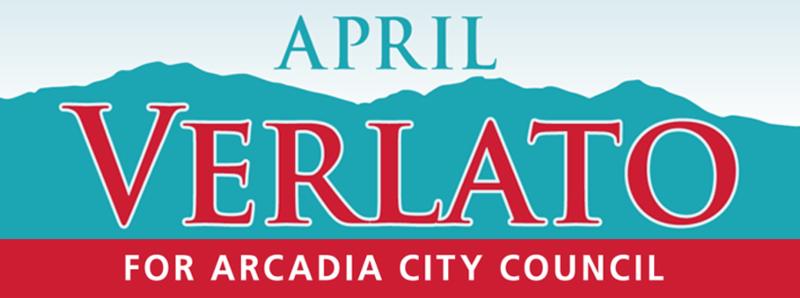 April for City Council