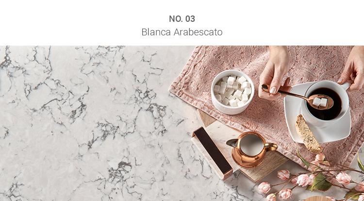 Blanca Arabescato