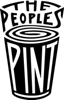 people's pint logo
