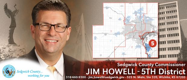 5th District Commissioner Jim Howell