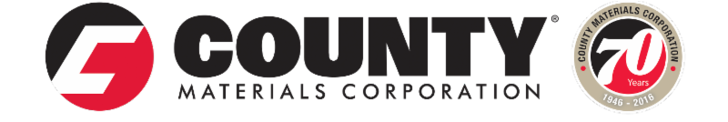 County Materials 2016 Logo