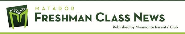 MPC Freshman Class Banner
