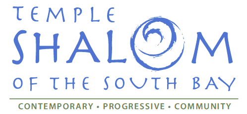 Temple Shalom of the South Bay, a progressive, welcoming Jewish community
