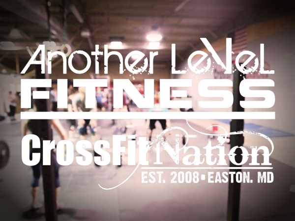 Another level fitness crossfit nation th anniversary ribbon cutting