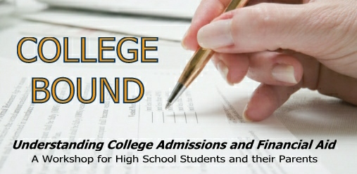College admissions help