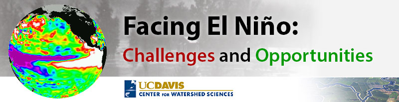 Facing El Ni__ Challenges and Opportunities