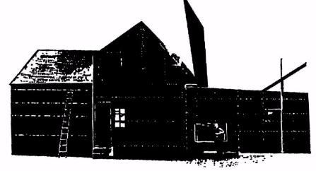 Thomas Edison_s Black Maria film studio