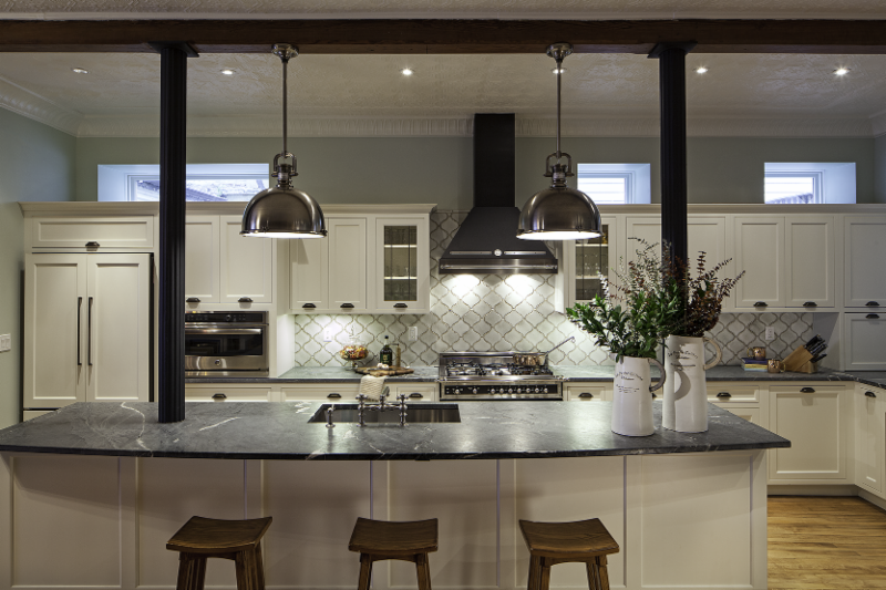 House Tour 2015 - stunning Garden St. kitchen