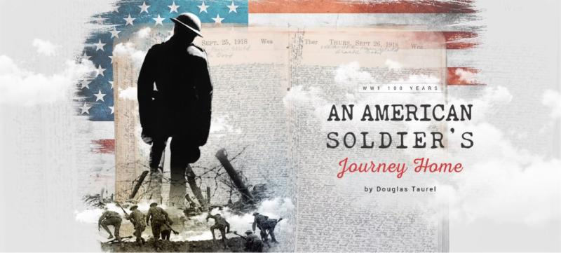 An American Soldier_s Journey Home