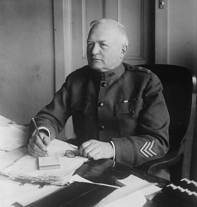Major General David C Shanks