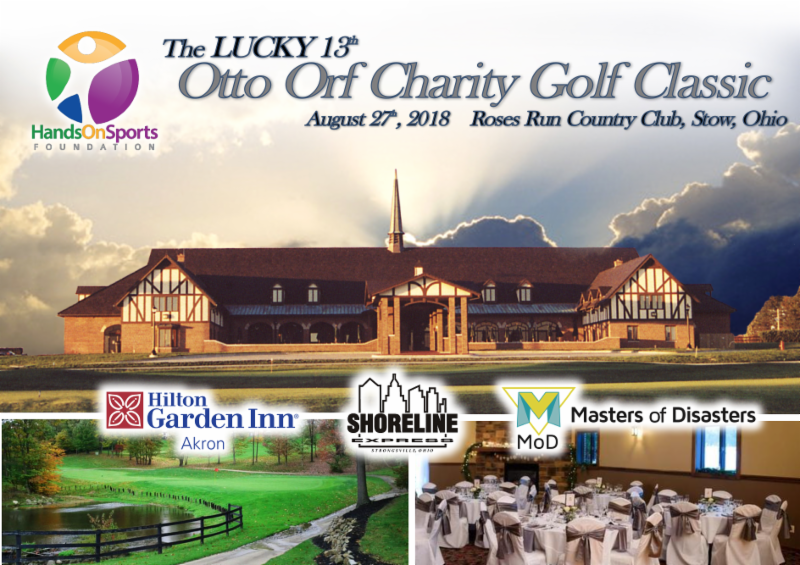 13th Annual Otto Orf Charity Golf Classic