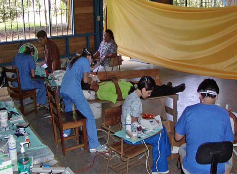 Mobile Clinic in Talamanca