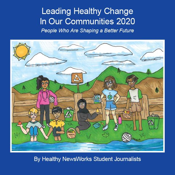 Leading Healthy Change In Our Communities 2020 Cover