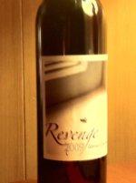 Revenge wine