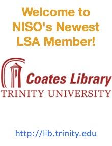 Welcome Coates Library, Trinity University