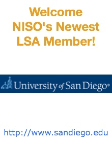 Welcome University of San Diego New LSA