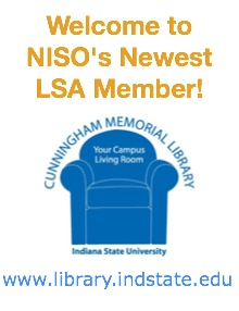 Welcome Indiana State University / Cunningham Memorial Library