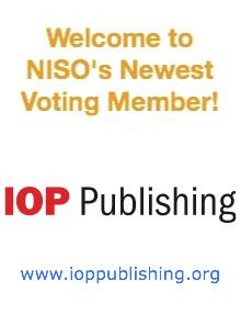 Welcome IOP Publishing