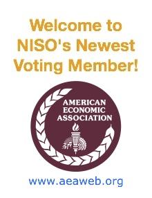 Welcome American Economic Association