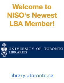 Welcome University of Toronto Libraries New LSA