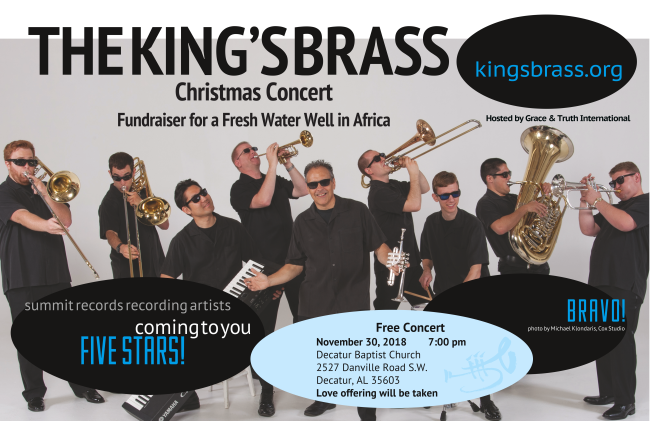 The Kings Brass Christmas Concert