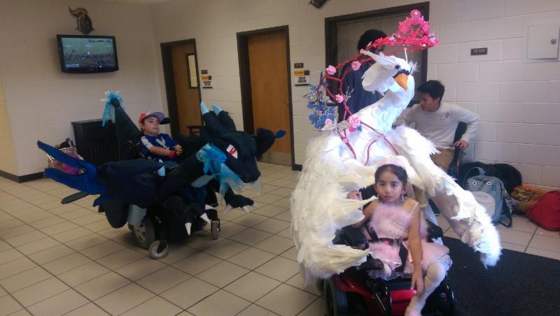 Magic Wheelchairs