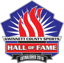 Gwinnett County Sports Hall of Fame logo